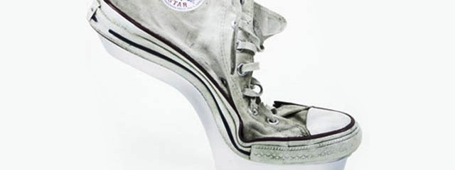 Invisible High Heel Sneakers
