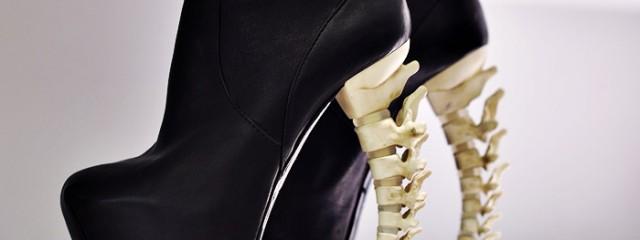 Shoes Bone-in