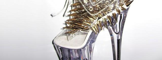 Porcupine boots