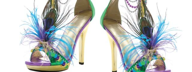 Carnival footwear
