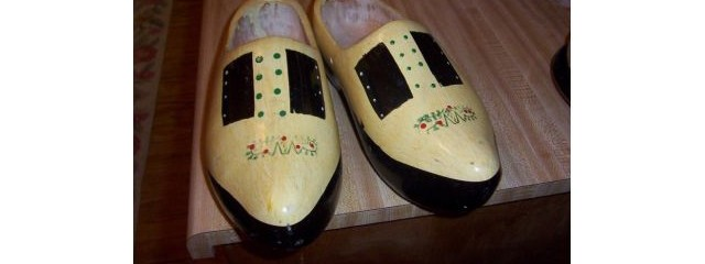 Dutch Wedding Shoes