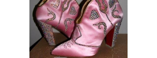 Ugliest Shoe: Contestant 2