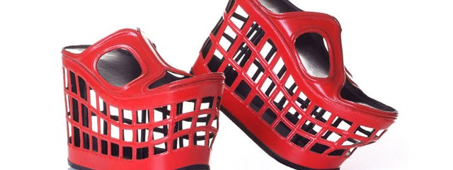 Shopping Cart Shoes