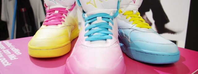 Easter Egg Shoes