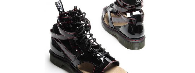 Grunge Gladiator Sandal