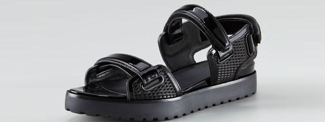Alexander Wang Tries to Make Sandals