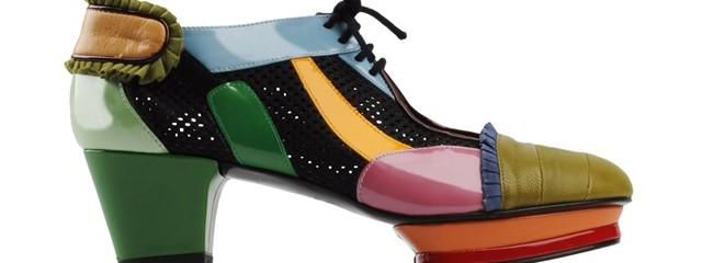 Kron Clown Shoes