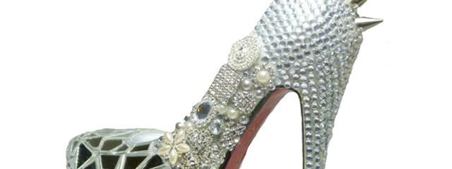 Bridezilla Found Her Shoe