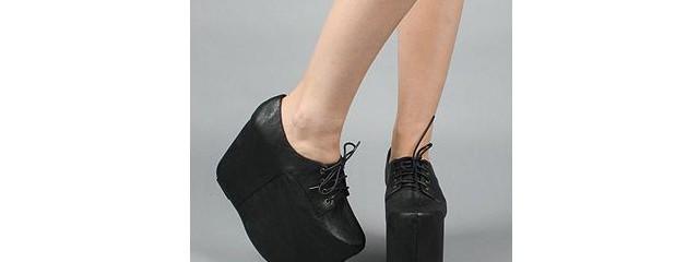 Frankenshoes